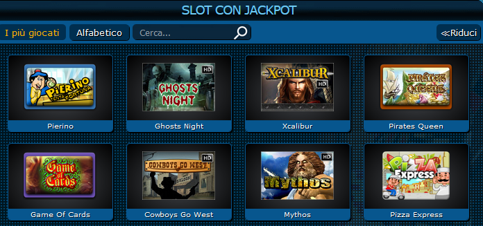 slot machine demo gratis