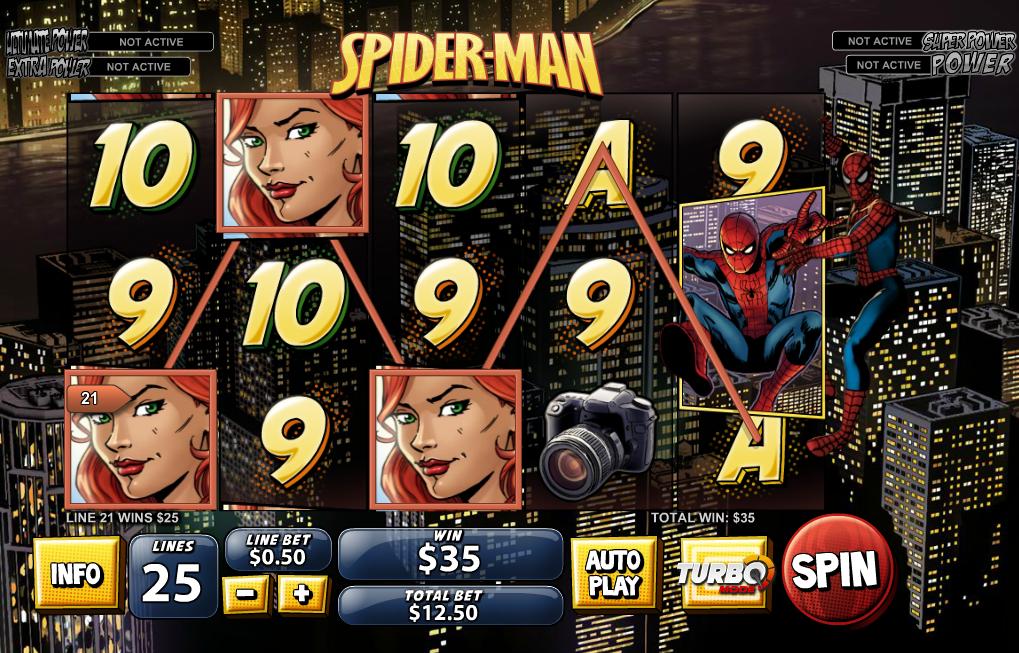 Slot Machine Gratis Marvel
