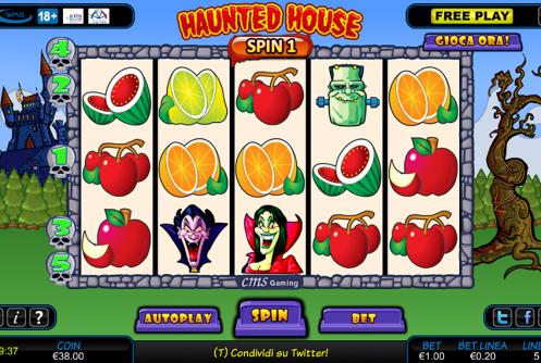 Gambling slots online