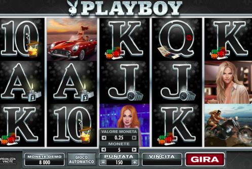 Playboy Slot Machine App