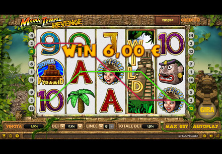 Mayan Temple Revenge Slots - Play Online for Free