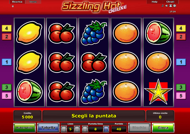 Sizzling Hot Demo Slot
